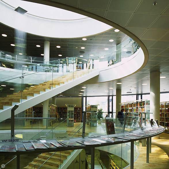 Växjö Library