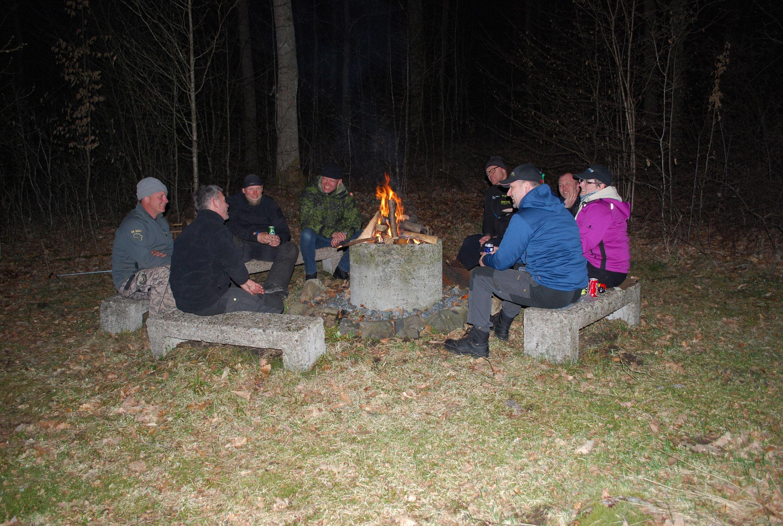 Lunnahöjagården campsite