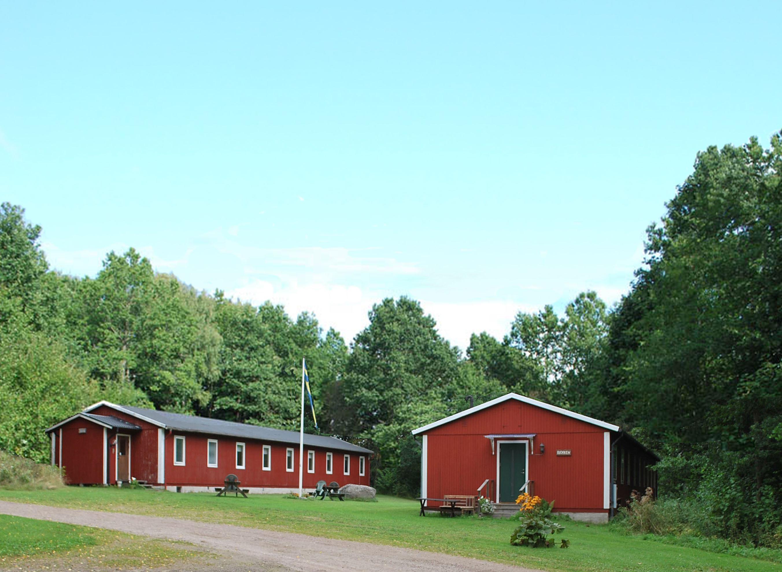 Lunnahöjagården -Youth hostel