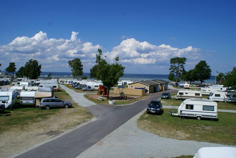 Köpingbaden/Camping