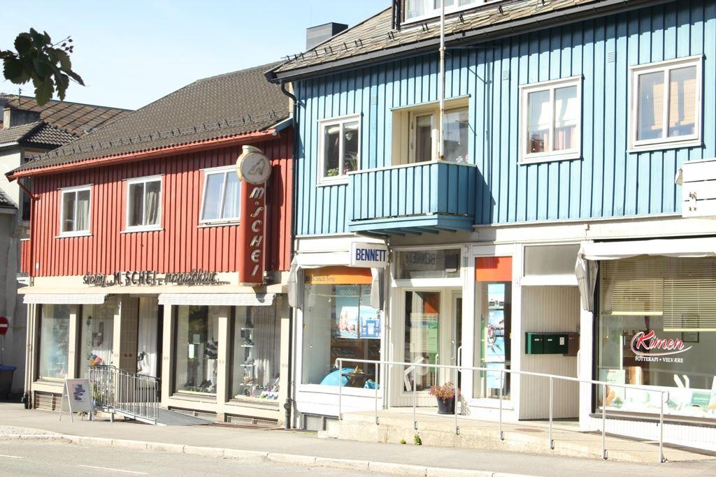 Citywalk in Steinkjer