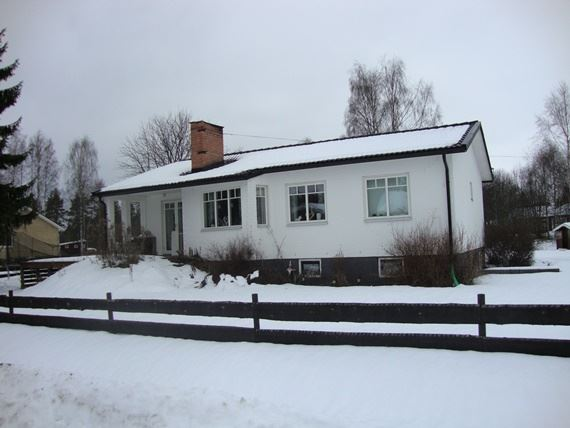 Private house M526 Riskittvägen, Mora