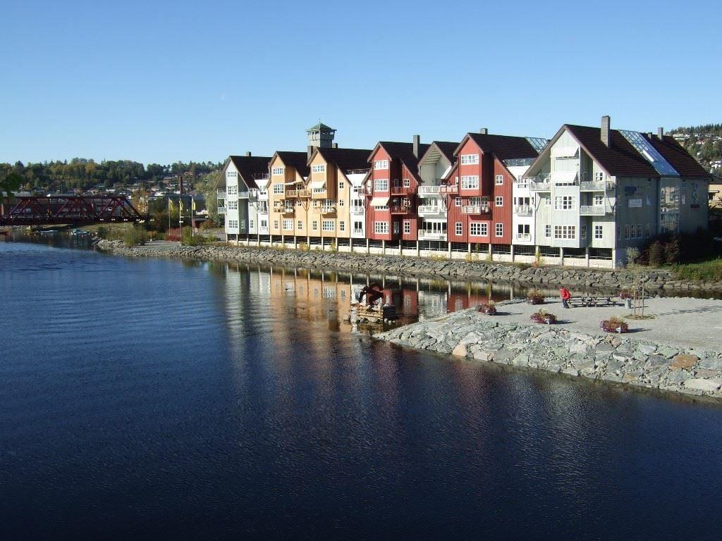 Byvandring i Steinkjer