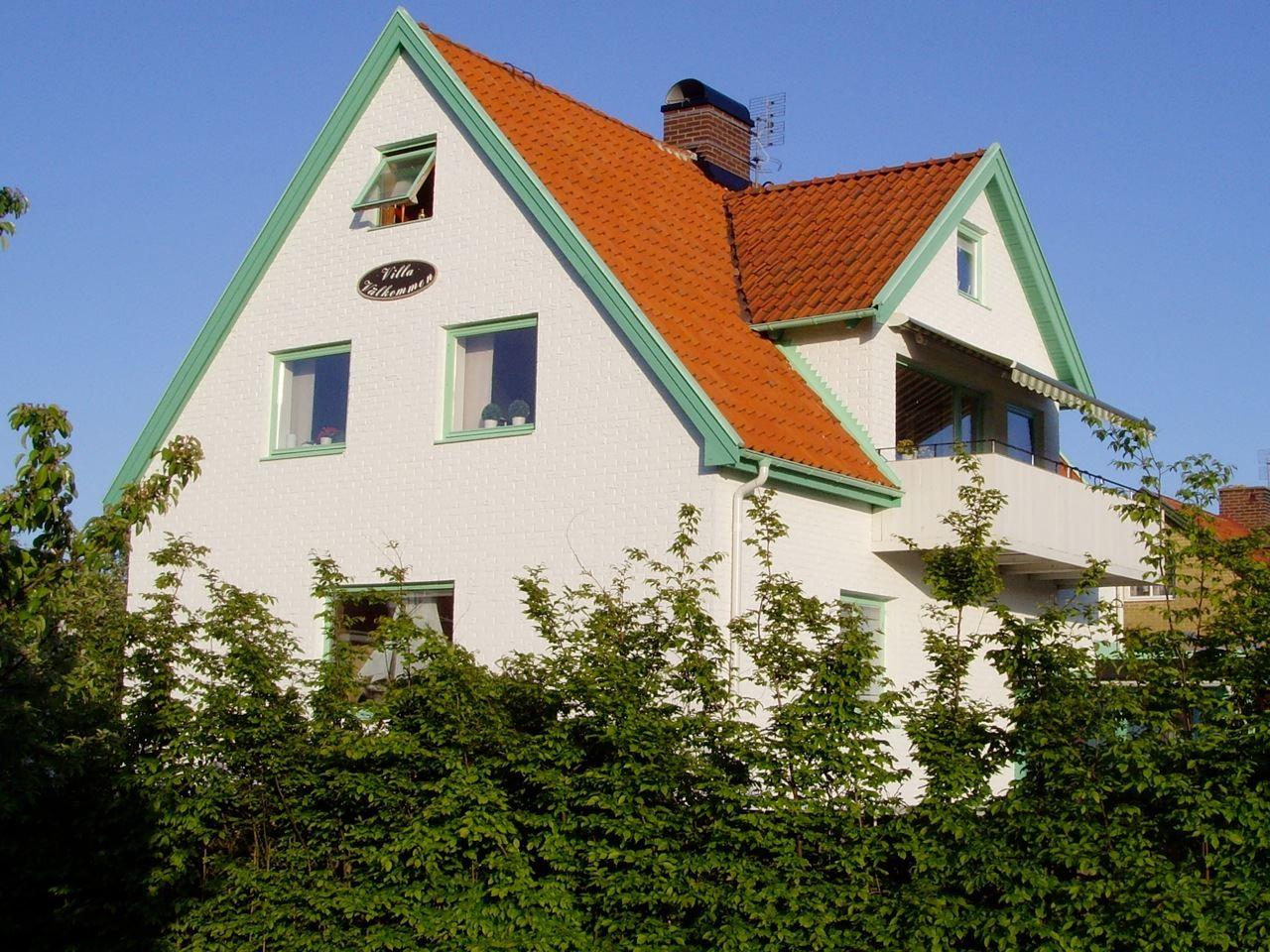Anton Blomqvist, Villa Välkommen