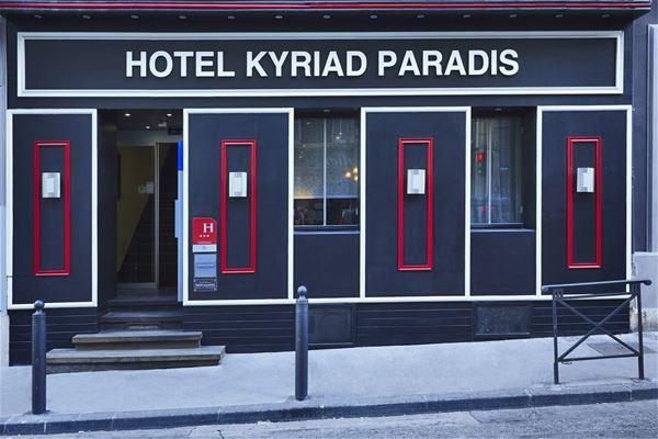 Kyriad Paradis Marseille