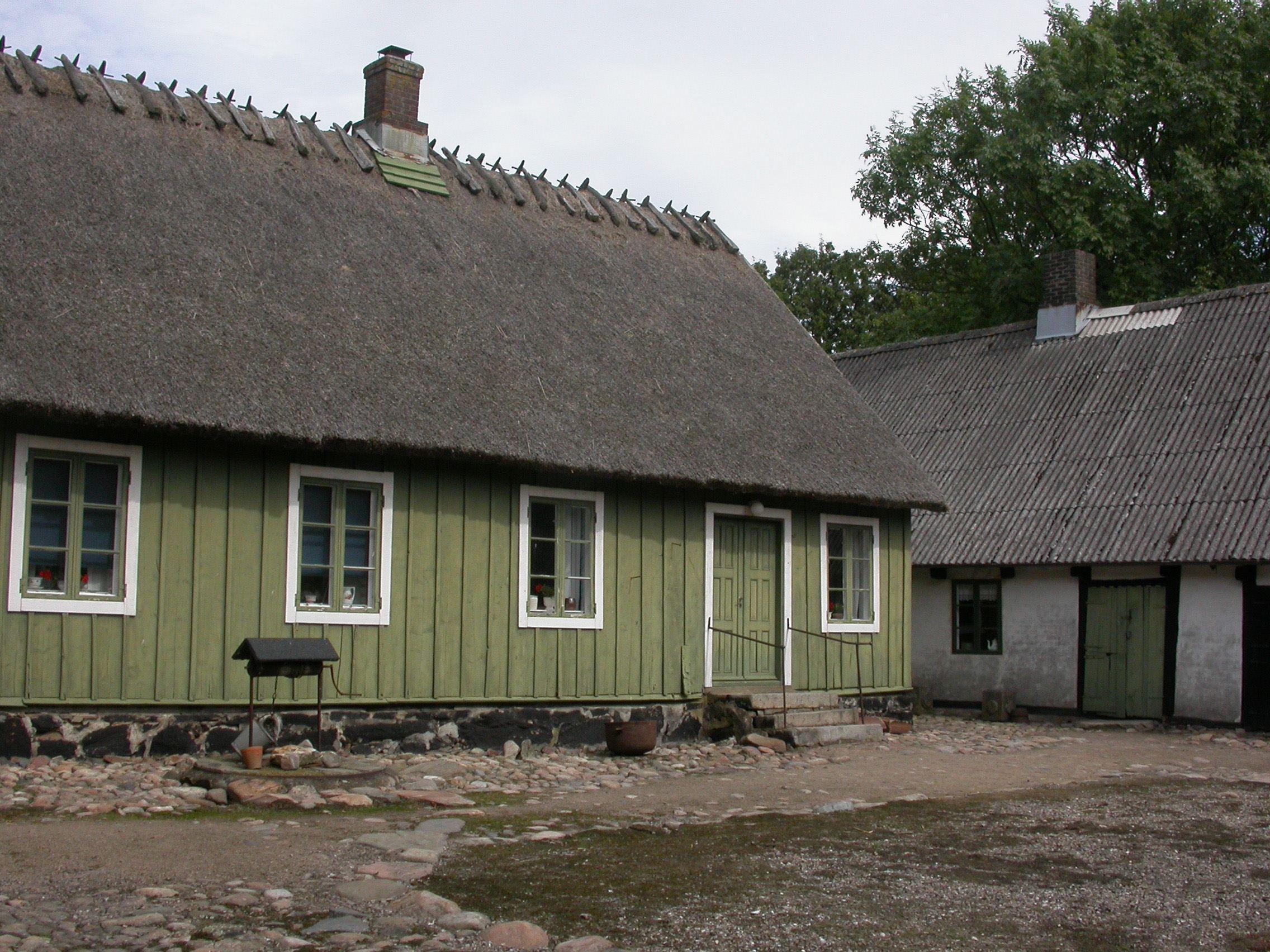 Alf Pettersson ,  © Kullens Hembygdsförening, Hustoftagården