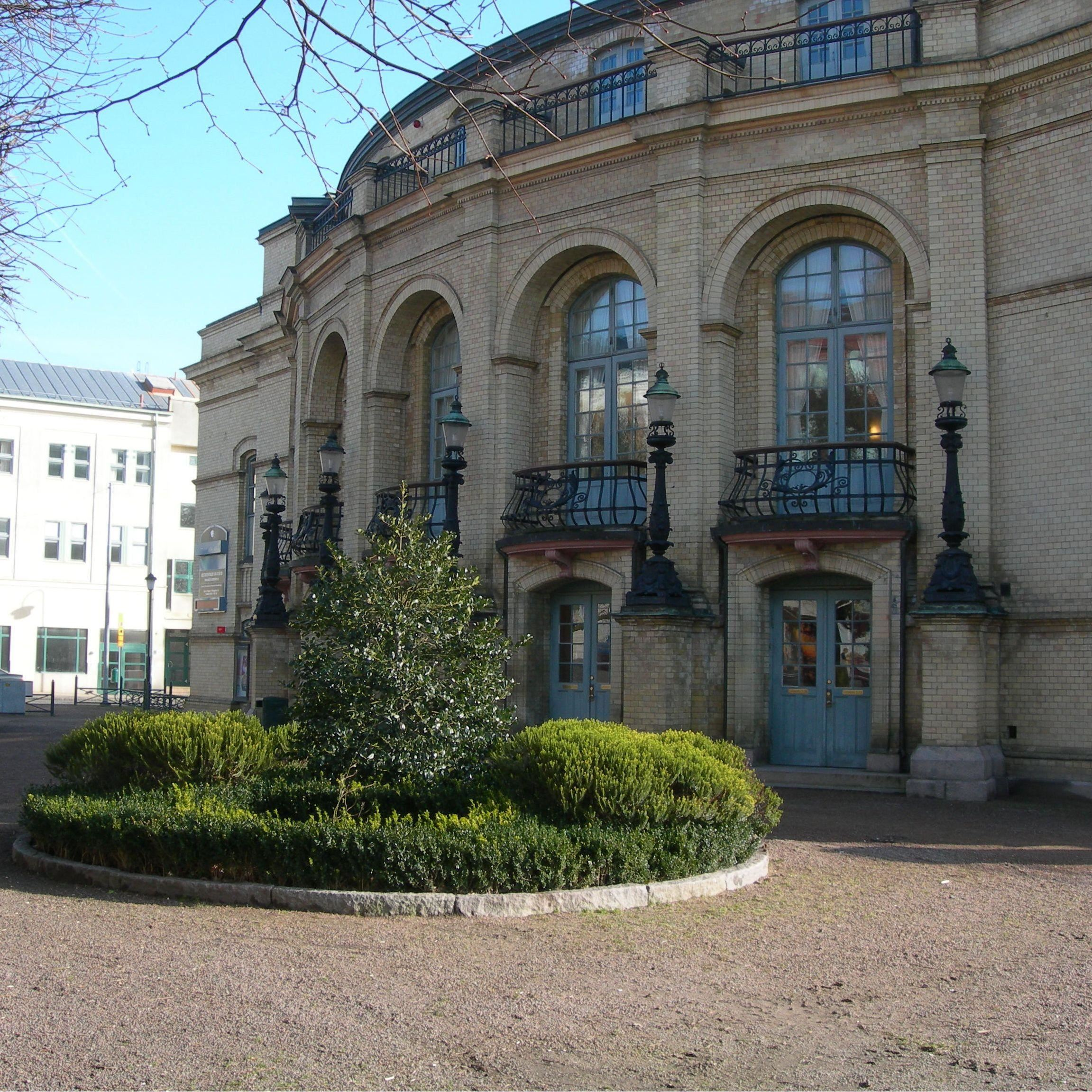 Foto: Turistbyrån Landskrona - Ven, Landskrona Theatre