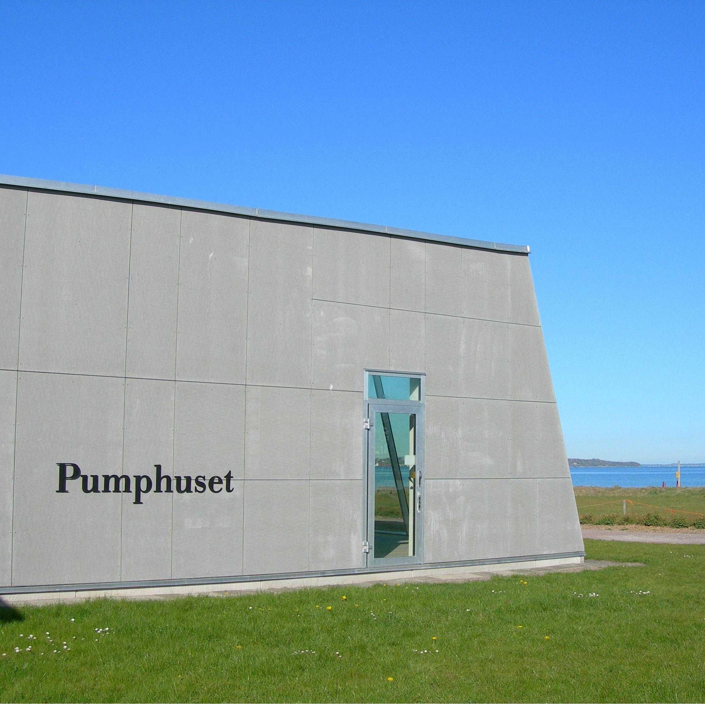 Foto: Turistbyrån Landskrona - Ven, Pumphuset