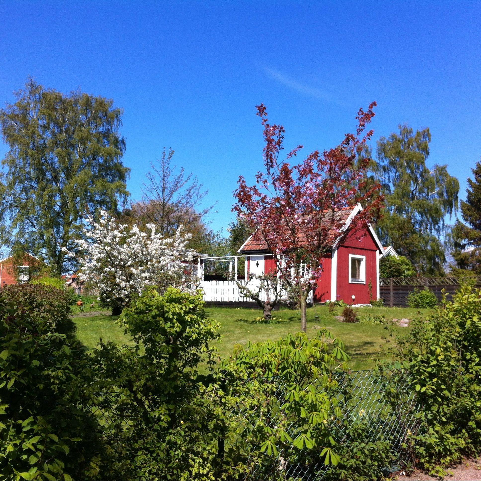 Foto: Turistbyrån Landskrona - Ven, Die Gartenkolonien Citadellkolonierna und Rothoffska Kolonin
