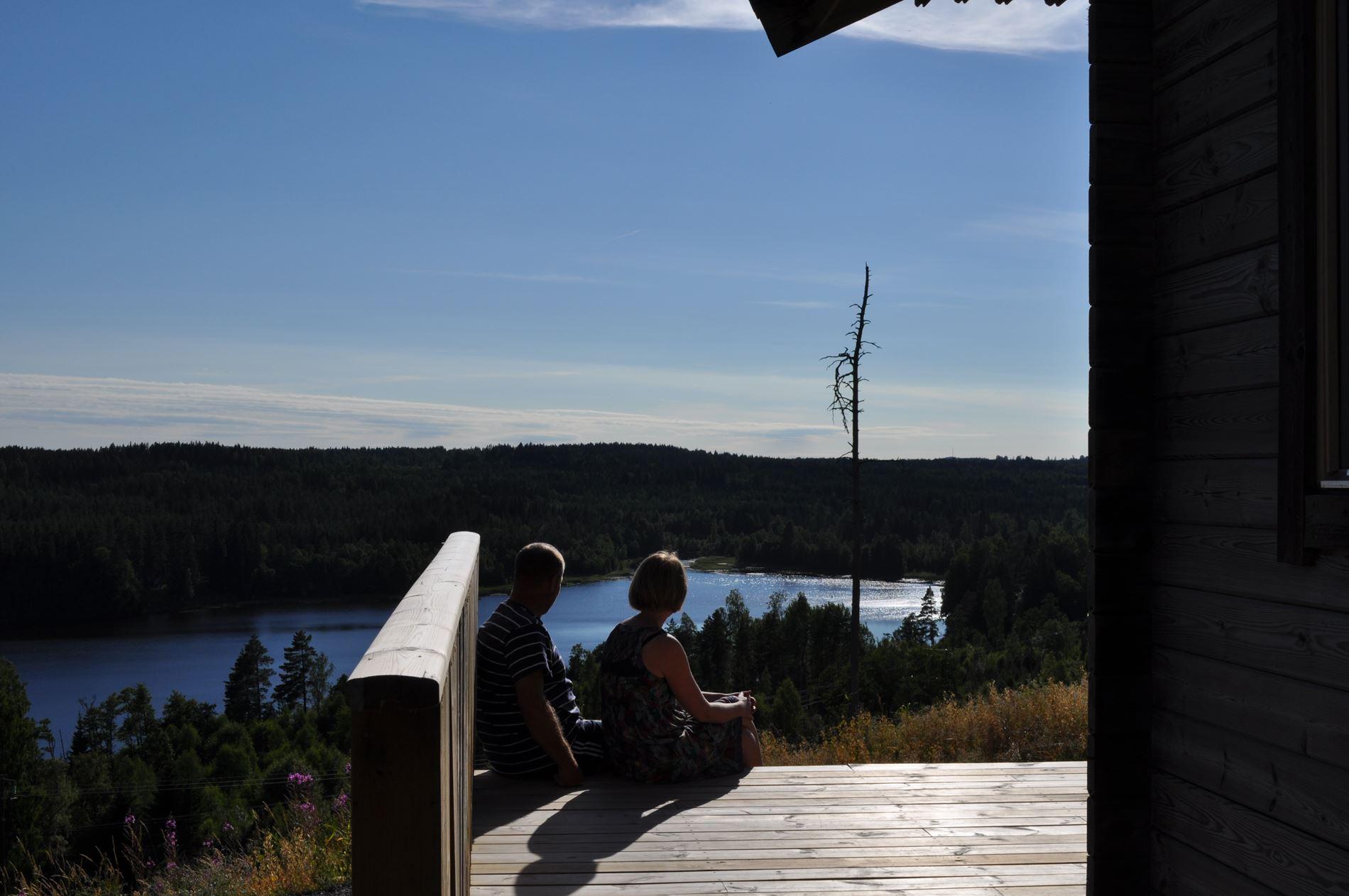 Lilla Götskögle - stugor, jakt & fiske