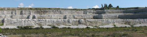 Limhamns Kalkbrott / Limestone quarry