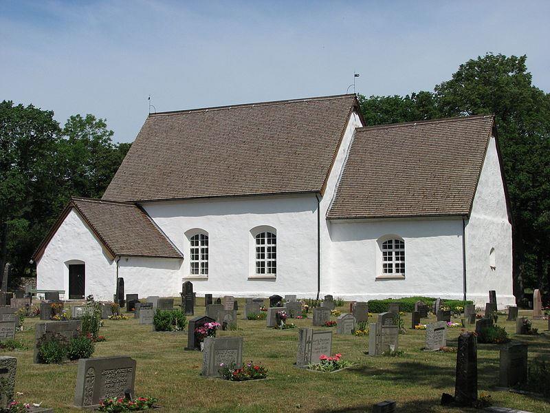 Hjortsberga church