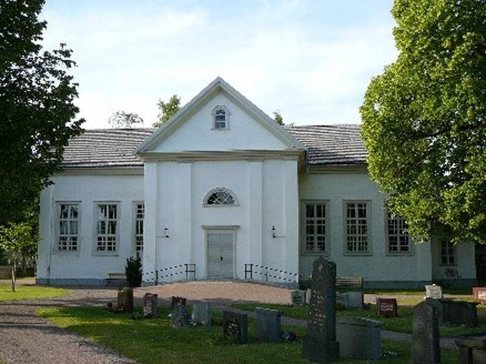 Backaryds kyrka