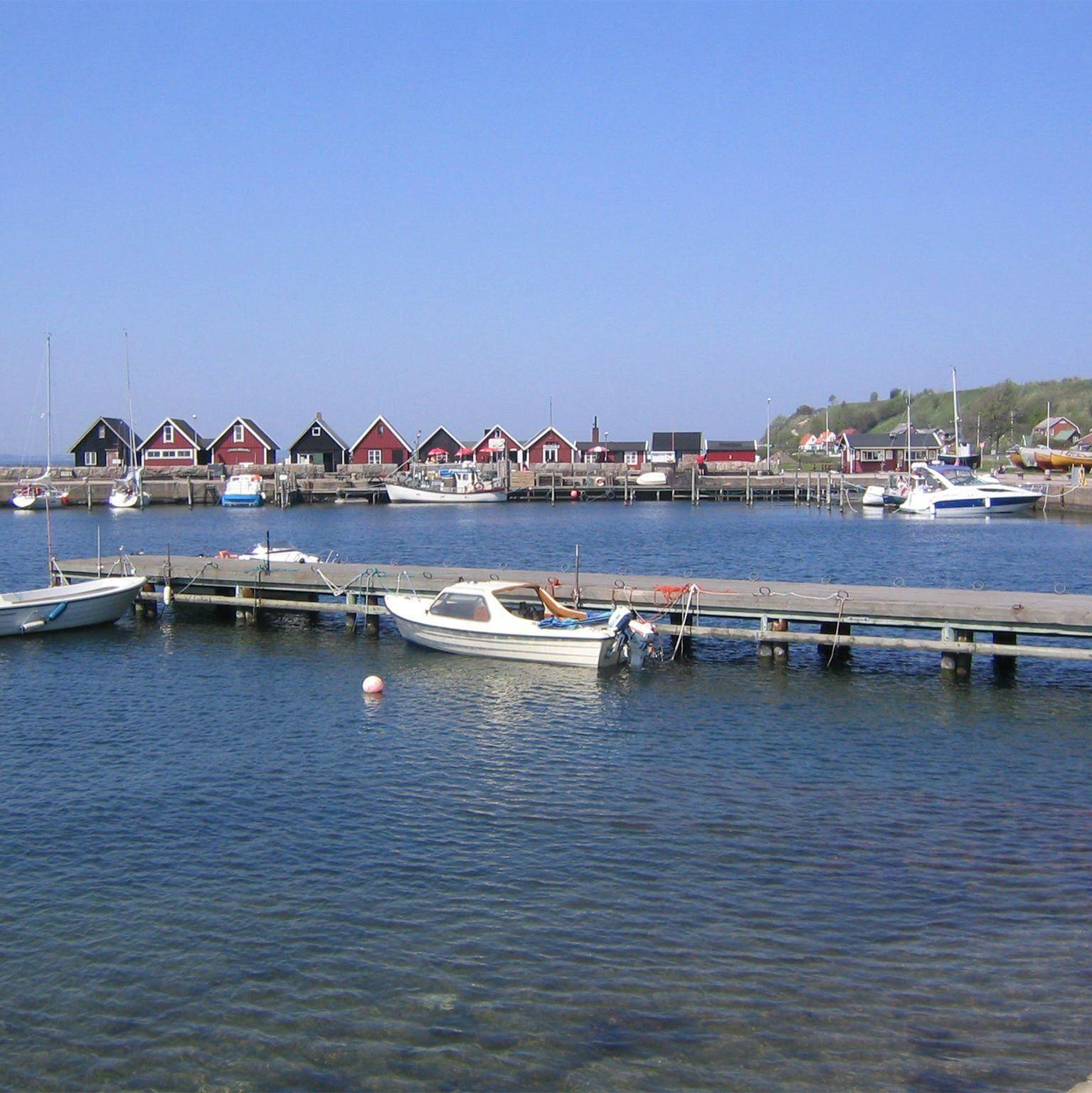 Kyrkbacken guest marina