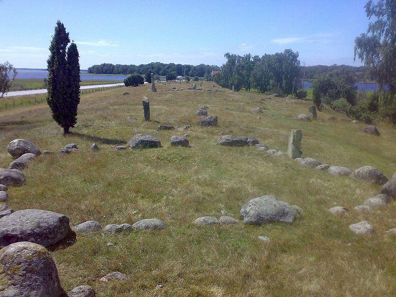 Hjortahammar graveyard