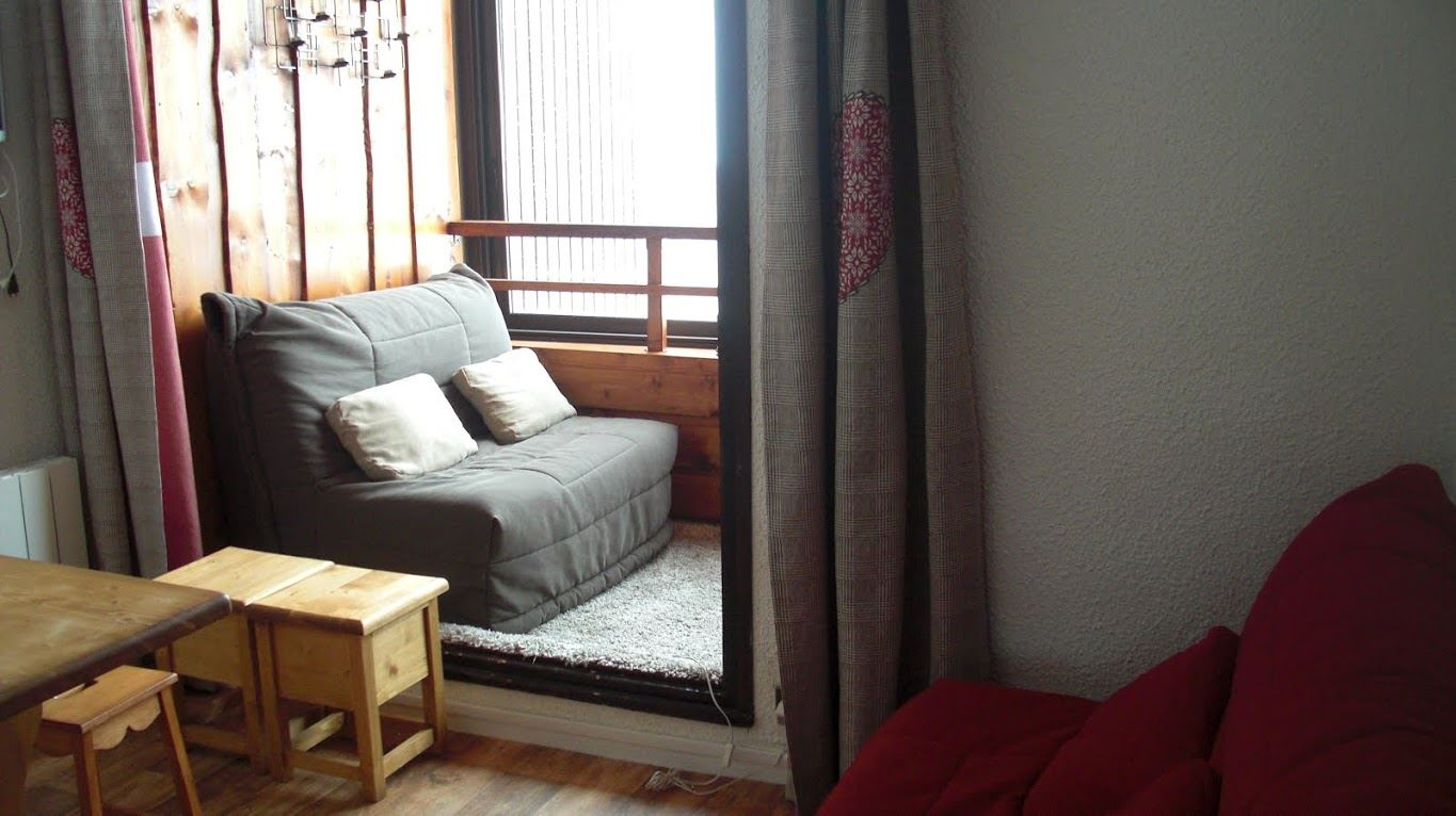 2 Rooms 5 Pers ski-in ski-out / BIELLAZ 52
