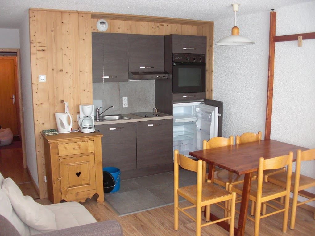 2 Rooms 5 Pers ski-in ski-out / BIELLAZ 53