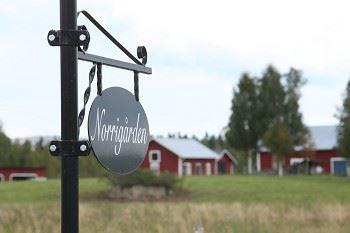 Bo på Lantgård, Norrigården Annexet