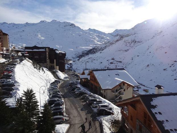 2 Pièces 4 Pers skis aux pieds / SKI SOLEIL II 2701