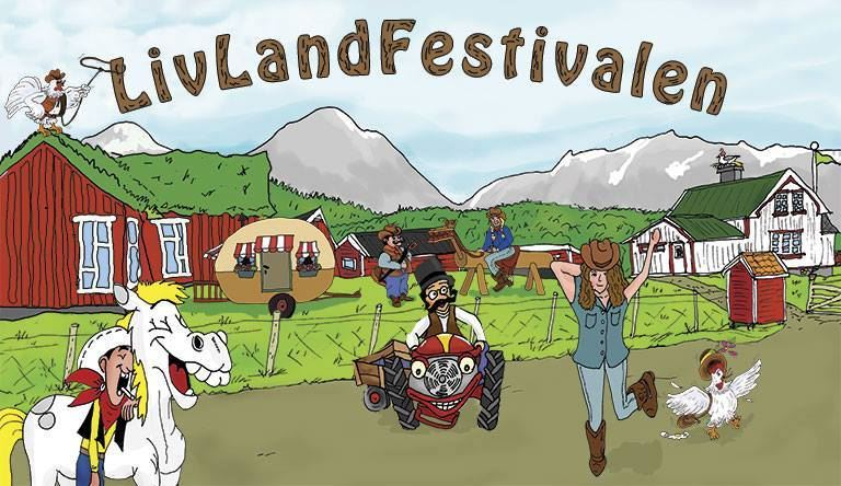 LivLand Festivalen «Boogie Woogie & Country Weekend»