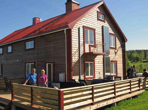 Salmo Lappland/ Greger Jonsson, Lodge Gäddträsk