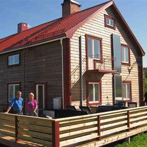 Salmo Lappland/ Greger Jonsson, Gäddträsk Lodge