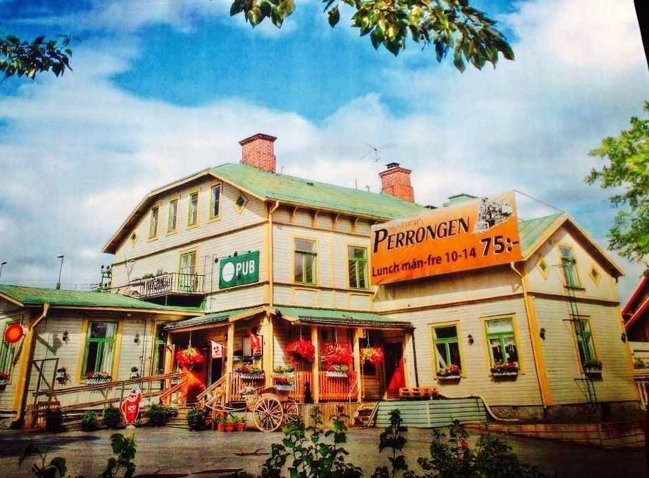 Restaurant Perrongen