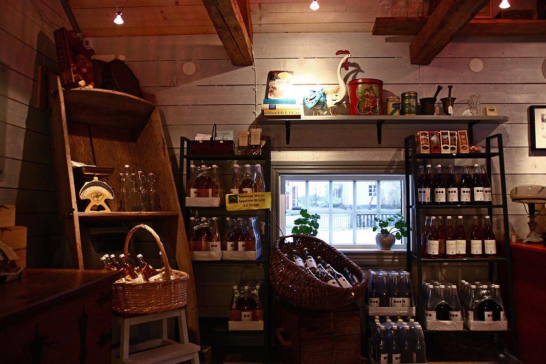 Thoragård's farmshop