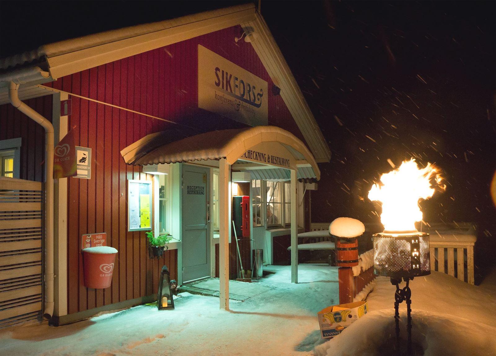 Sikfors Konferens och Fritidsby/Camping