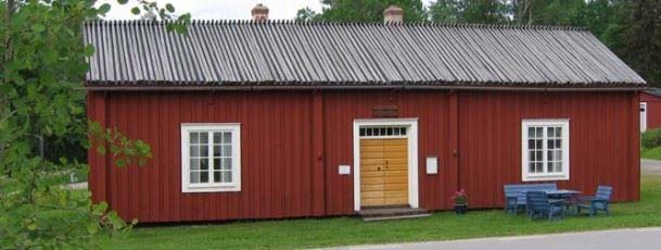 Bygdeå Hembygdsförening, Bobacksgården