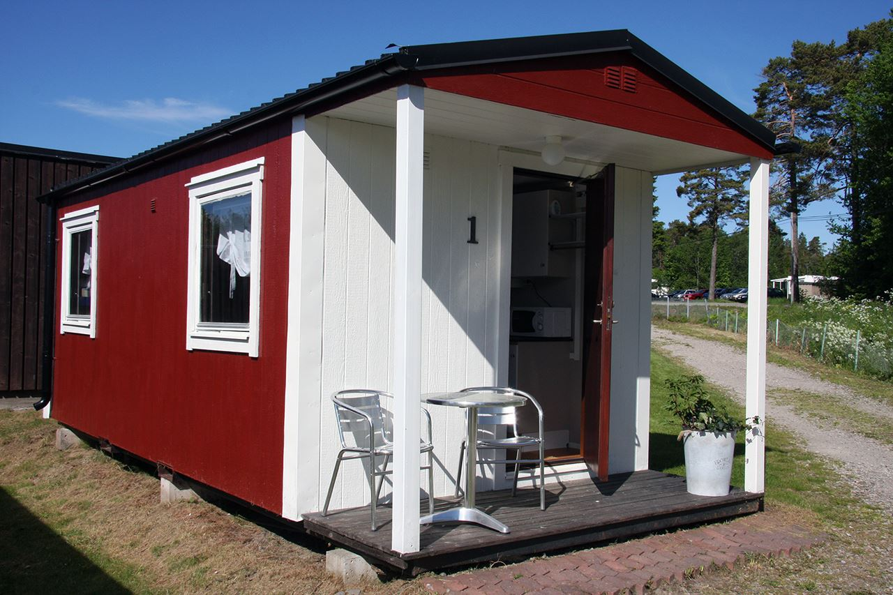 Tranvikens Camping cabins and rooms