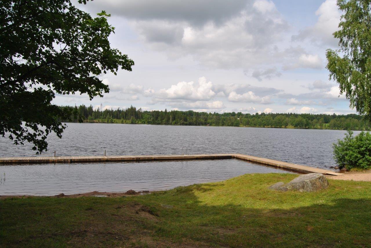 Foto: Karl-Göran Göransson, Tolestorp badplats