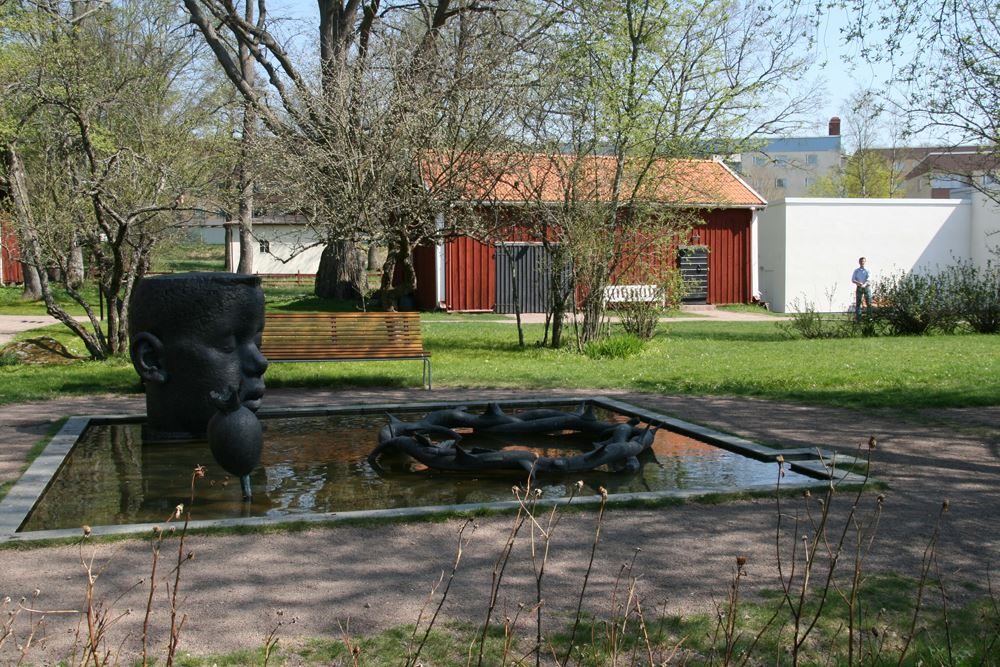 Admission to the gardens at Astrid Lindgren´s Näs and exhibitions