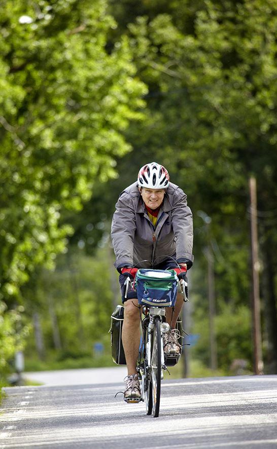Cykelleden Kronobergstrampen