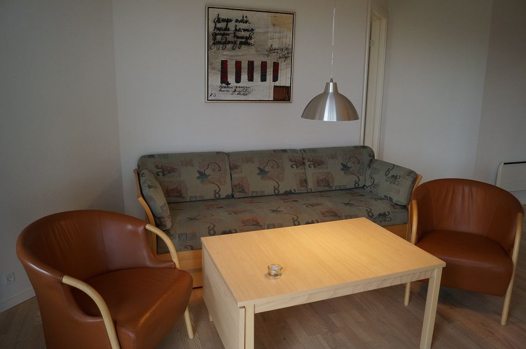 Gudhjem apartment 6 persons
