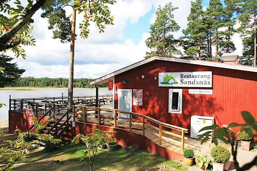 Restaurant Sandsnäs