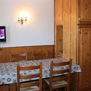 CHALET 6 LES BALCONS 626 / 2 rooms 4 people
