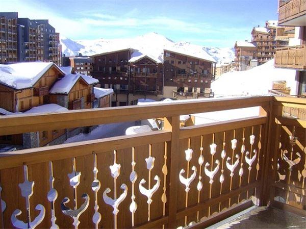 ROCHE BLANCHE 103 / STUDIO 4 PERSONS - 1 BRONZE SNOWFLAKE - VTI