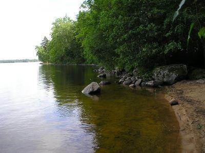 Nature Reserve Hissö