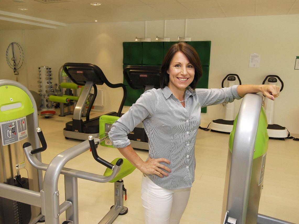Arena gym o hälsa