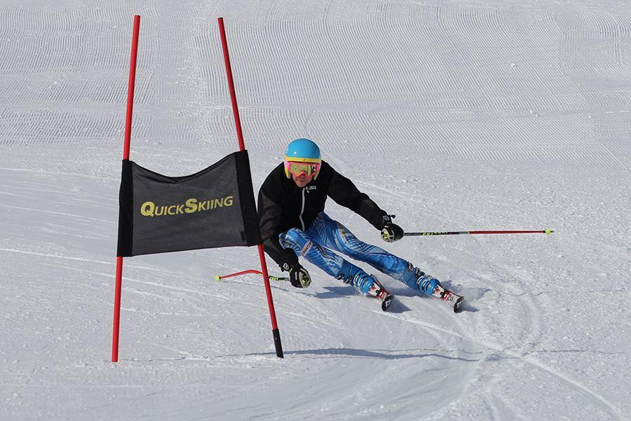 QuickSkiing - Träningsläger