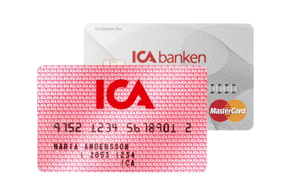 Erbjudande för dig med ICAs kort