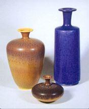 Keramikern Kjell Bolinder