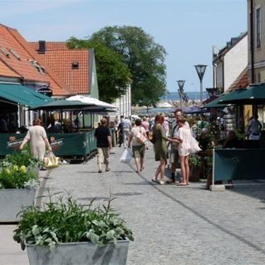 Claes Löwdahl, Krämarmarknad, Simrishamn