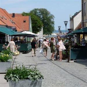 Claes Löwdahl, Storgatan, Simrishamn