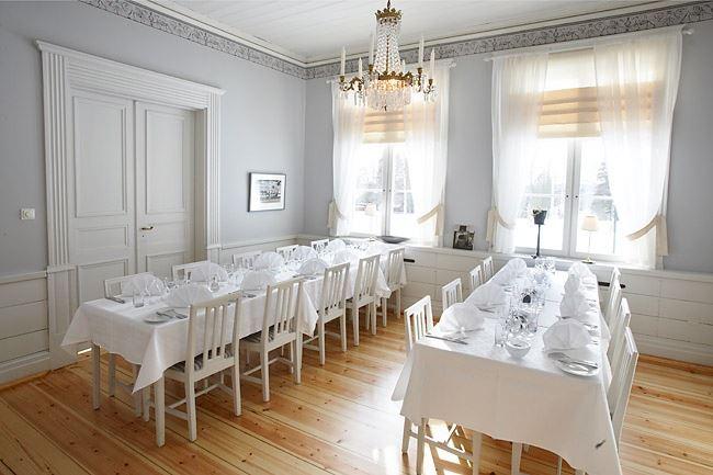 Leif Milling, Restaurant Sävargården