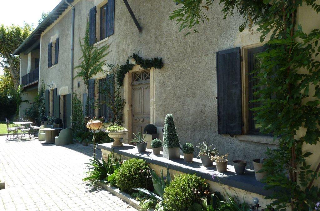 Lyon Faubourg, Maison d'hôtes