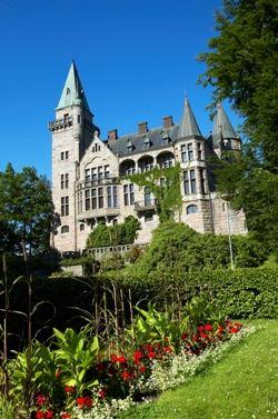 Fahrradtour Slottsrundan (Schlosstour)