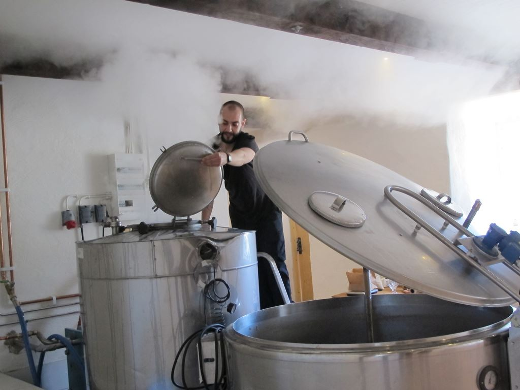 Foto Klackabackens Bryggeri, Klackabackens Bryggeri och bryggpub