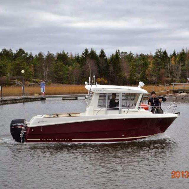 Team Trollinder - Fishing guide Fredrik Hedström